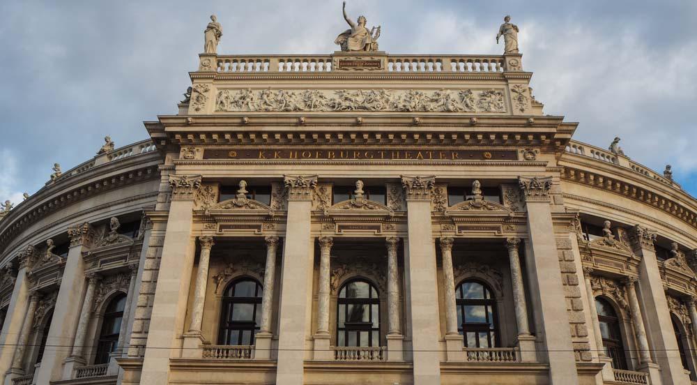 Burgtheater am Ring