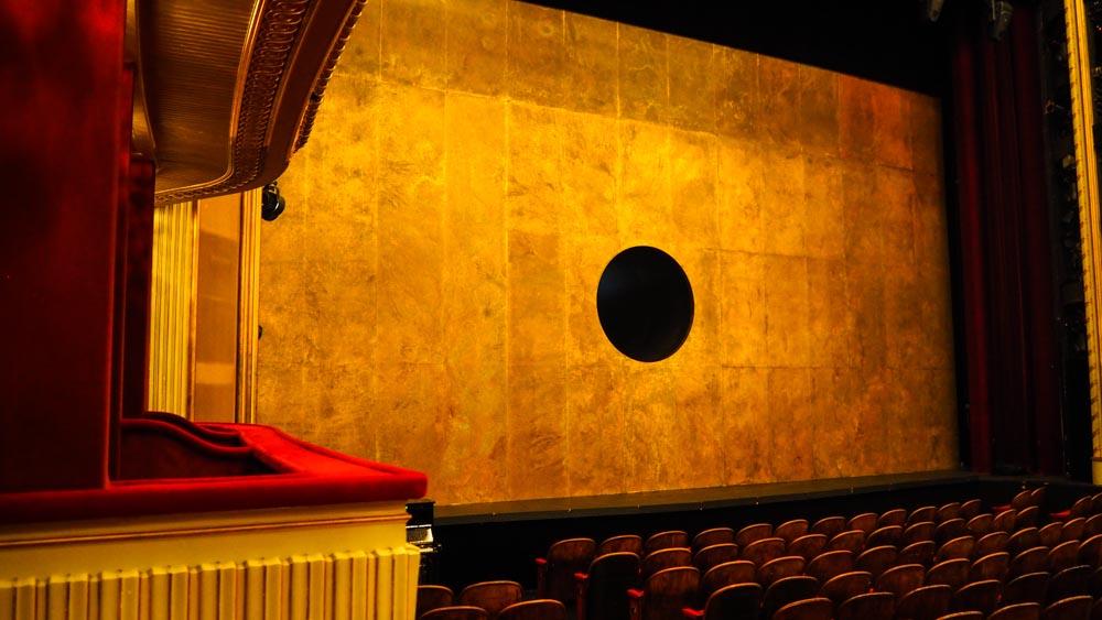 Burgtheater Röhre
