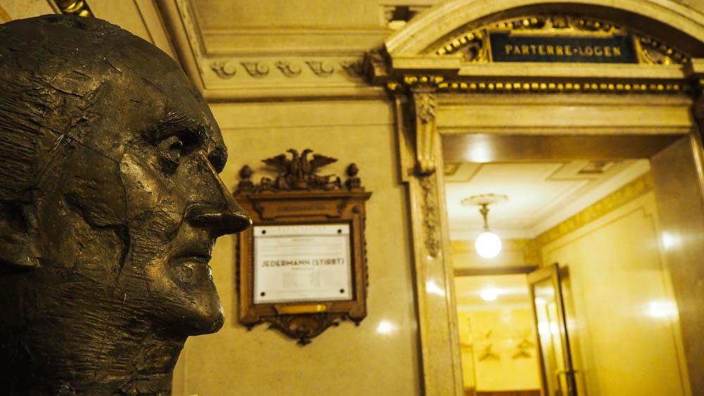 Burgtheater Johann Nestroy
