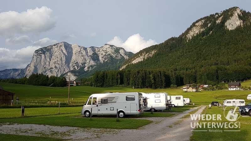 campingplatz temel altaussee