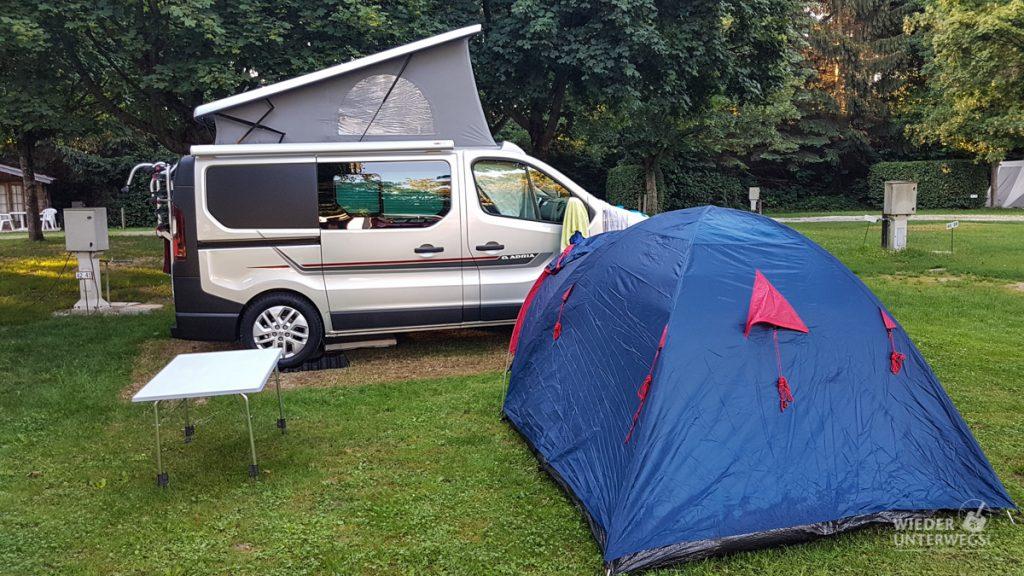 Camping Purgstall