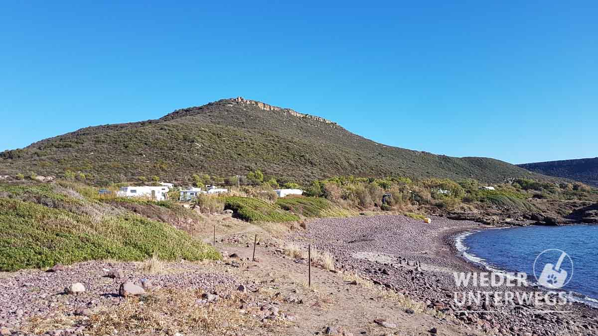 Camping Sardinien Sabba Druche