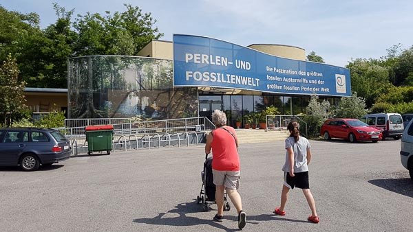 Fossilienwelt Stetten