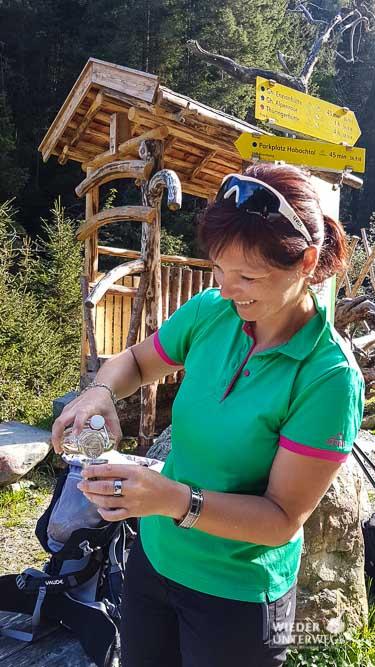 Harbachtal Wanderung Salzburgerland September 2016 Web 29 Von 97