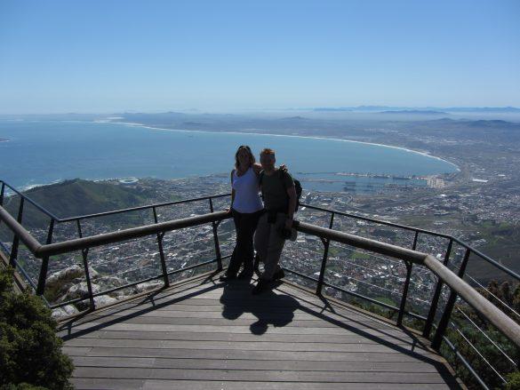 Urlaub In Kapstadt Am Tafelberg