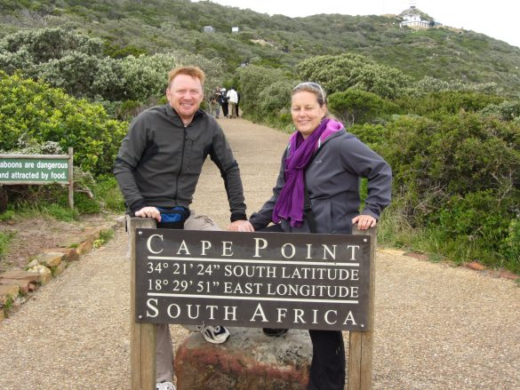 Cape Point Urlaub Kapstadt