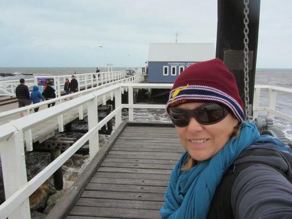 Busselton: Mein kältester Tag in Australien