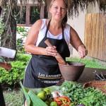 Mein 40er: Kochen und Radeln in Laos.
