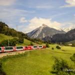 #Innradweg14: Auf nach St. Moritz!