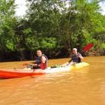 Als ich mit dem Kayak kenterte – im Mekong.