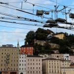 30  Mal und endlich mal was Neues: Ich bin wieder in Salzburg.