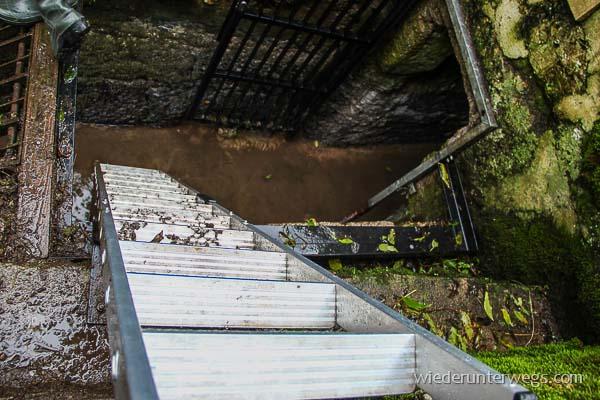 abstieg almkanal salzburg