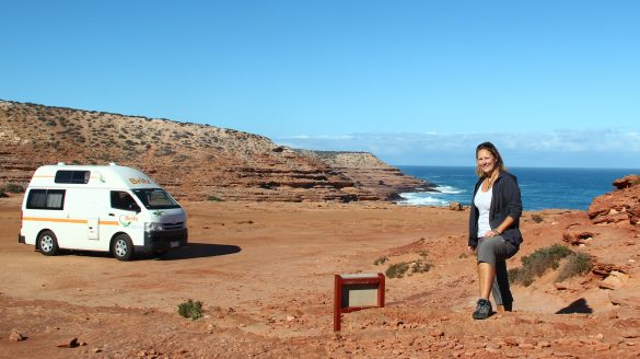 Campervan Australien Angelika Mandler