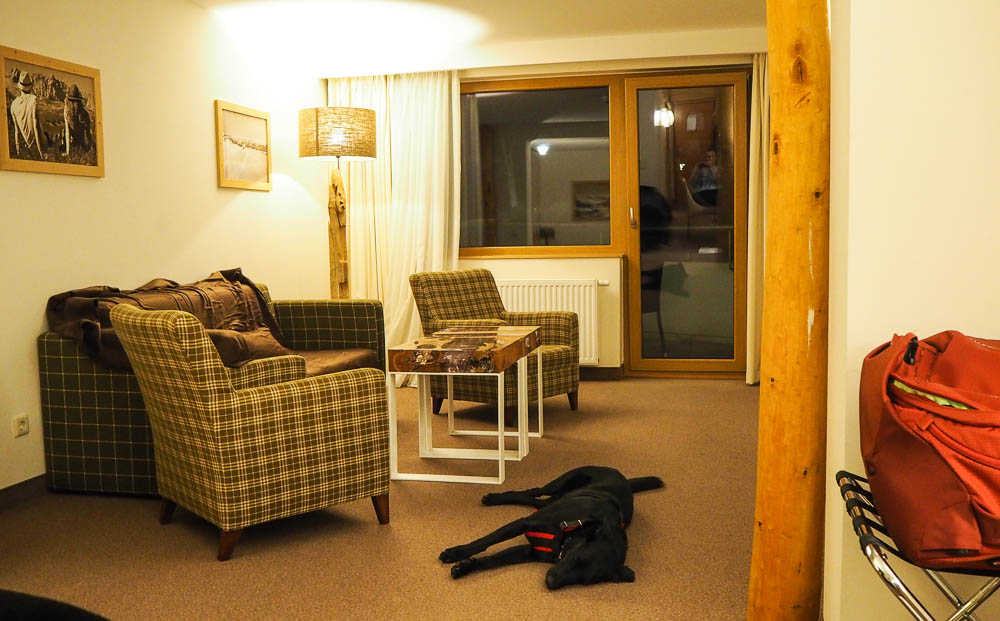 ALpenhaus Kaprun Suite