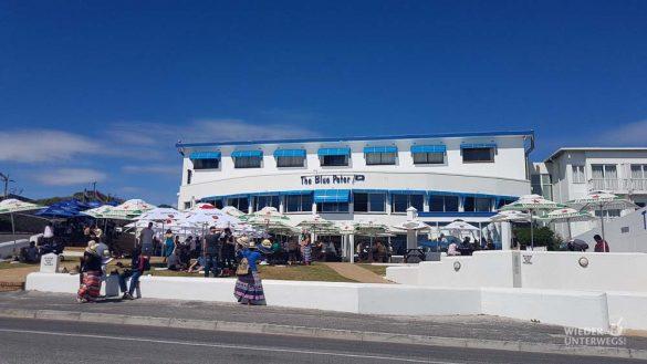 Kapstadt Urlaub Peters Bar Blouberg