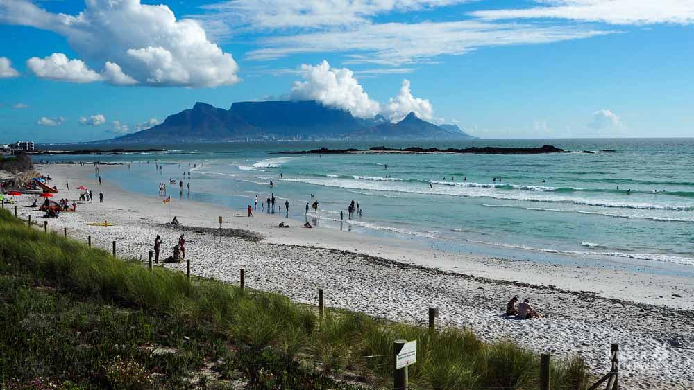 Tafelberg Kapstadt Urlaub