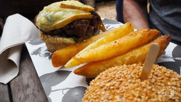 Burger Im Deli