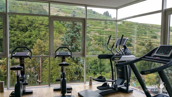 fitness steigenberger spa