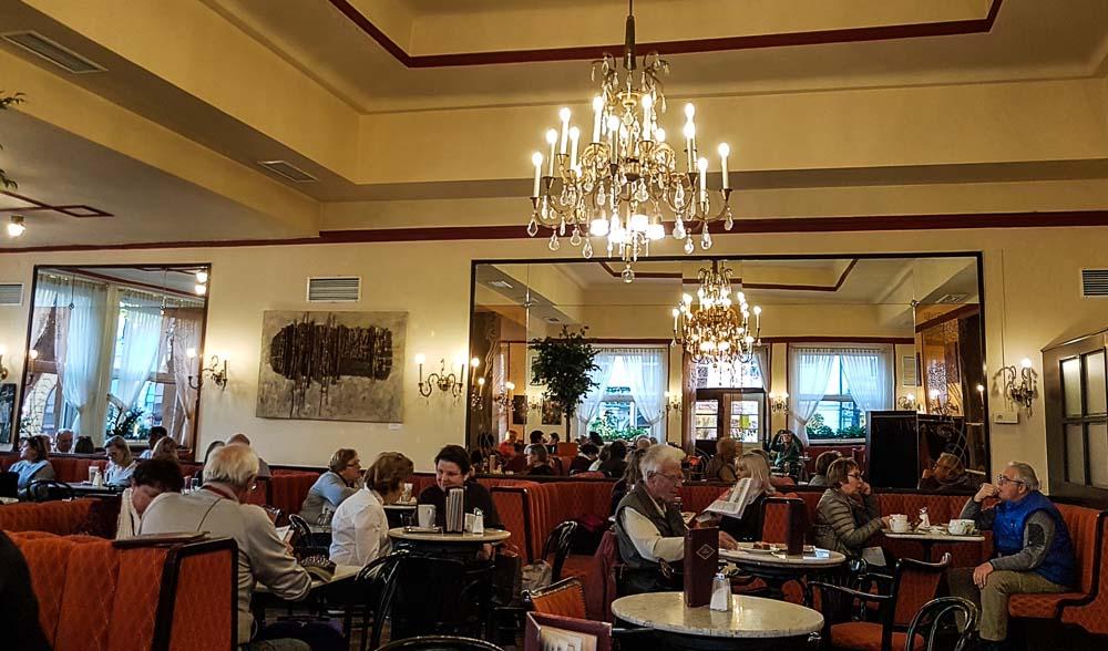 Linz Hotel Cafe Traxlmayr