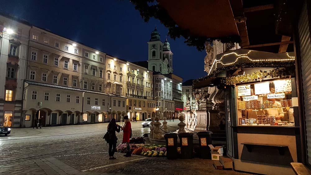Linz Hotel Adventmarkt