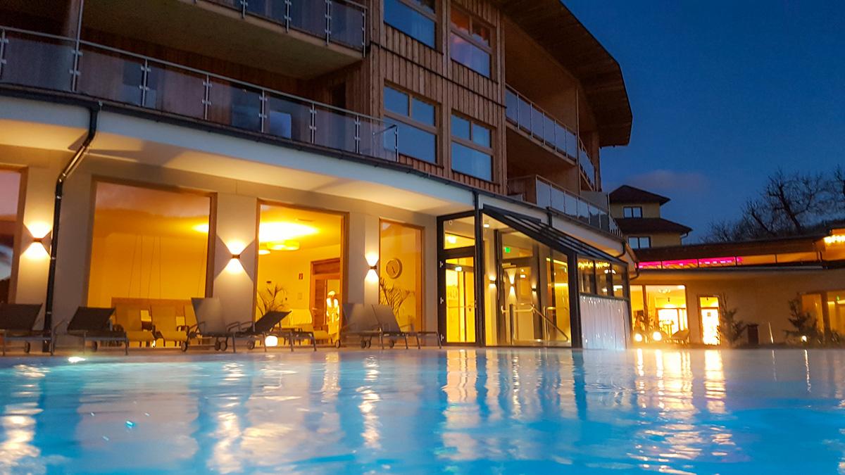 Pool Molzbachhof