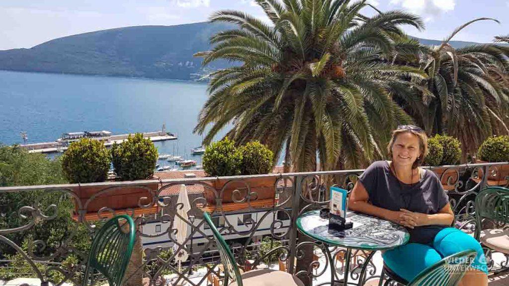 Kaffeehaus Montenegro Küste
