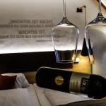 """""""Alles mit der Zeit"""": Wellness, Wein und Winter im Althof Retz"""