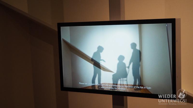 Tulln egon schiele museum augmented reality