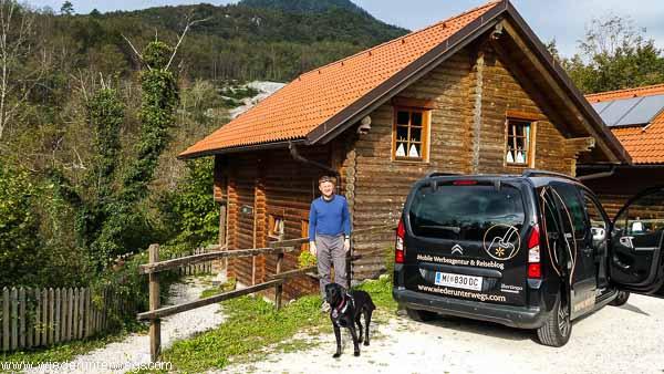 Kamp Kobarid Slowenien Glamping