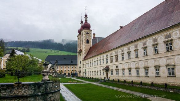 St. Lambrecht Kloster Mai2016 WEB (45 Von 67)