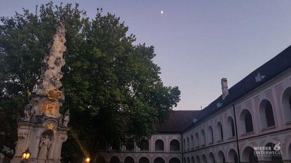 Stift Heiligenkreuz Kloesterreich 078