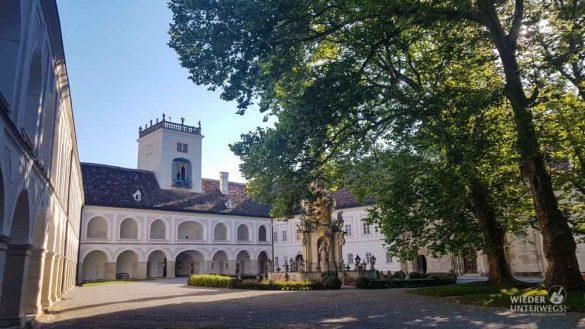 Stift Heiligenkreuz Kloesterreich 105