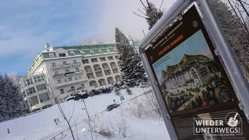 panhans im winter