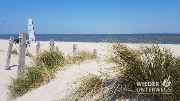 Dünen auf Holland