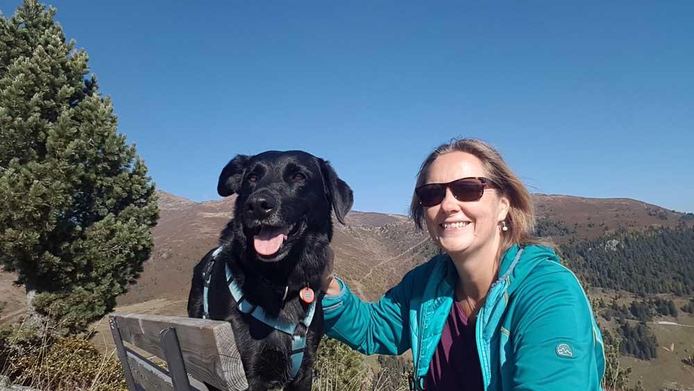 Urlaub mit Hund in Österreich Wandern Wiederunterwegs Zillertal