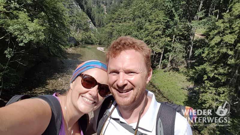 Wandern am Wiener Wasserleitungweg