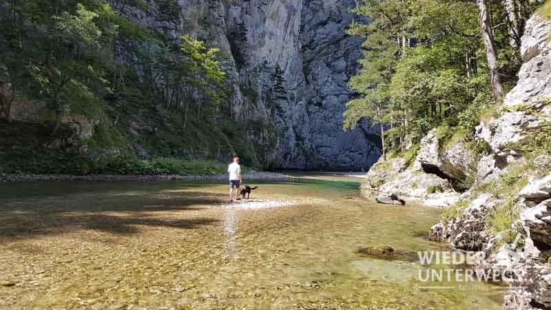Höllental Flusswanderung