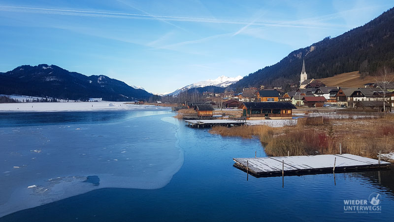 Winter Weissensee
