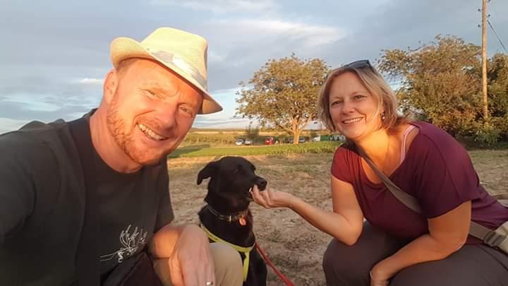 Wiederunterwegs das Team des Reiseblogs Angelika Mandler