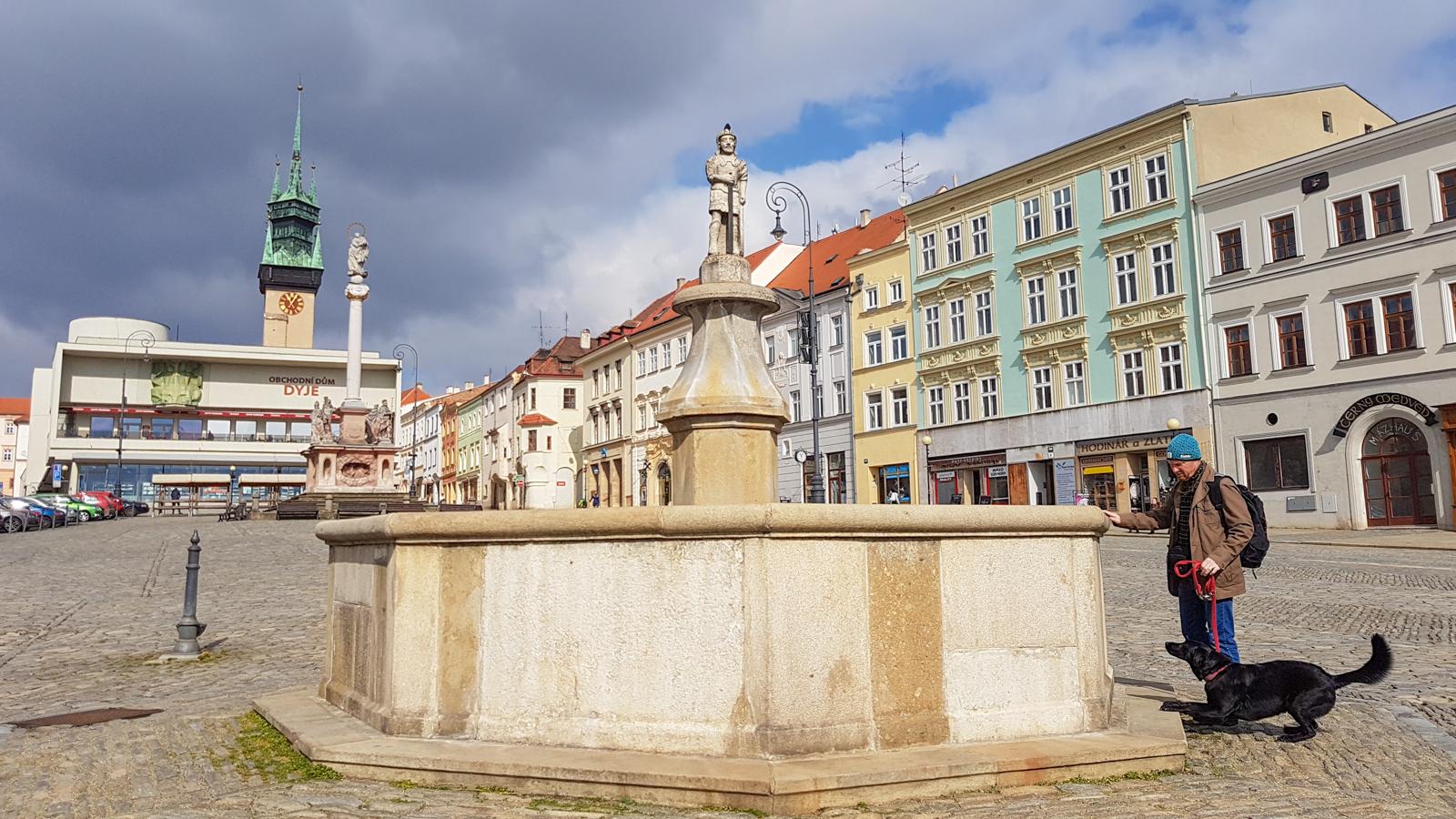 Znaim Stadt Tschechien