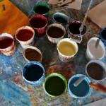Farben machen froh. PanArt sowieso.