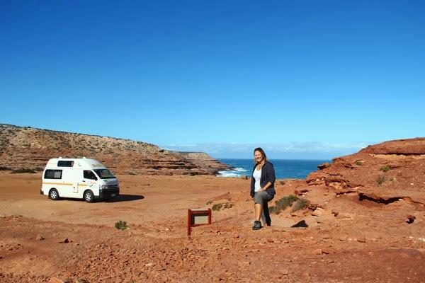 Wohnmobil und Campervan Australien