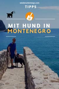 Urlaub mit Hund Montenegro Wiederunterwegs Reiseblog