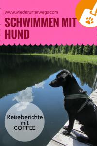 Baden mit Hund Urlaub mit Hund Tipps