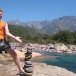 FlussBaden in Korsika – Es gibt nichts Besseres.