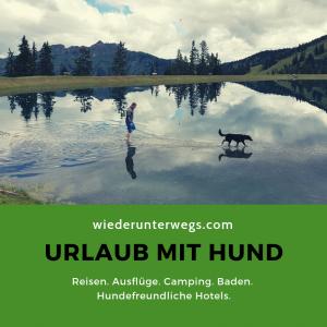 Reiseblog Urlaub mit Hund wiederunterwegs